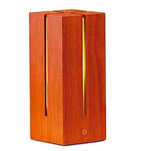 SHIQ 85 Ml Ultraschall Luftbefeuchter Natürliche Holzmaserung Ätherisches Öl Aromatherapie Luftbefeuchter Mini Home Mute Tragbare Zerstäuber Luftbefeuchter,Kreativ,Luftbefeuchter