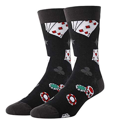 Lucky Poker Socks