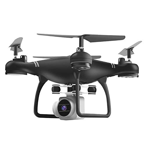 Gather together Black 1 Battery Hj14w Rc Helicopter Drone Met Camera Hd 1080p WiFi FPV Selfie Drone Professionele Opvouwbare Quadcopter 40 Minuten Battery