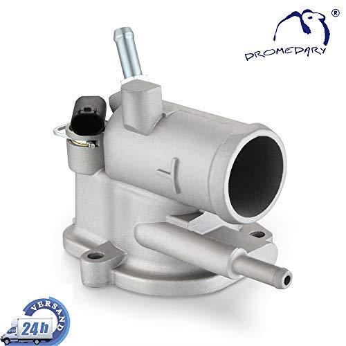 Dromedary 6112000015 Thermostat Kühlmittel Thermostatgehäuse C-Klasse W202 T-Model S202