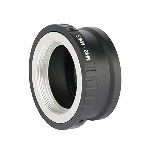 Bubbry adapter voor fototoestel M42-M4/3 voor ringadapter voor Nikon lens