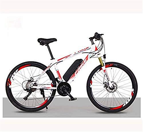 RDJM Bici electrica, Bicicleta eléctrica de montaña for Adultos, Bicicleta eléctrica de...
