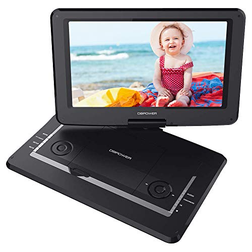 DBPOWER 17.9' Portable DVD Player with 15.6' Large Swivel...
