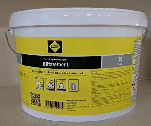 Sakret Blitzzement T5 (5 kg)
