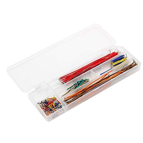 rongweiwang Cables Planos Mujer Tablero Cable de Puente Kit de Tablero de cabecera de Cable Cables Planos Conjunto Multicolor DIY Color al Azar