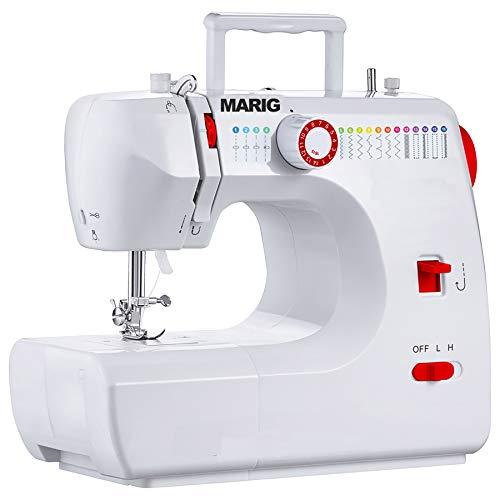Máquina de coser Marig, FHSM-700, 16 puntadas incorporadas