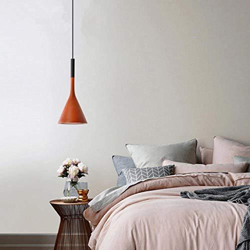 Scandinavische hanglamp Nordic restaurant creatieve persoonlijkheid eettafel woonkamer decoratie slaapkamer enkele kop kroonluchter