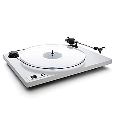 U-Turn Audio - Orbit Plus Turntable (White)