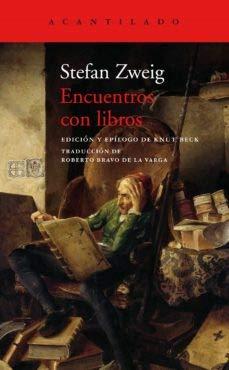 Encuentros con libros: 405 (El Acantilado)