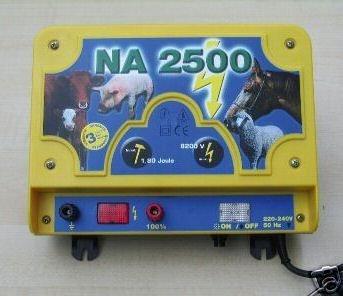 Weidezaun - Netzgerät NA 2500