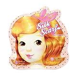 Etude House Silk Scarf Hair Care (Silk Scarf Double Care Hair Mask 10 sheets)