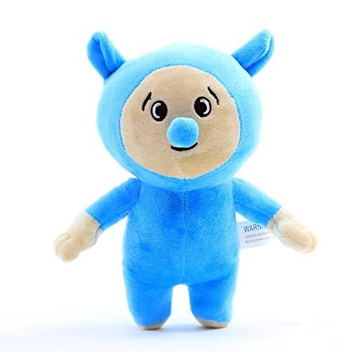 N / A Bebé de Dibujos Animados muñeco de Peluche Juguetes Regalos de cumpleaños Juguetes para niños Peluches de Peluche 30 cm