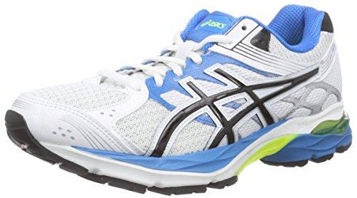 ASICS Gel-Pulse 7, Scarpe da Running Uomo, Bianco (White/Black/Methyl Blue 0190), 42 EU