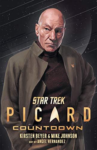 Star Trek: Picard: Countdown (ctar Trek: Picard)