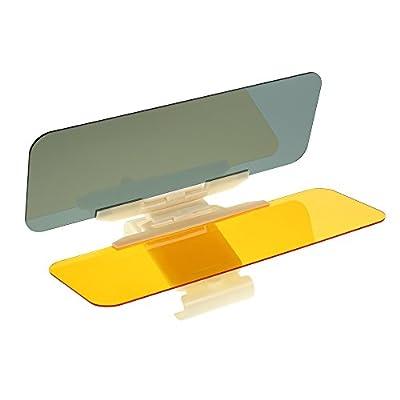 Auto-Sonnenblende-Schutzbrillen HD Day Night