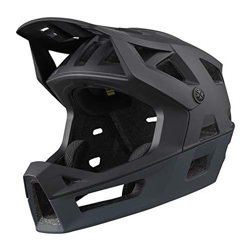 mtb helmet removable chin guard