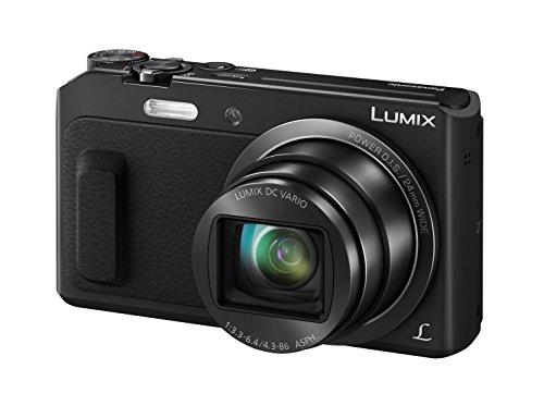 Panasonic LUMIX DMC-TZ58EG-K Bild