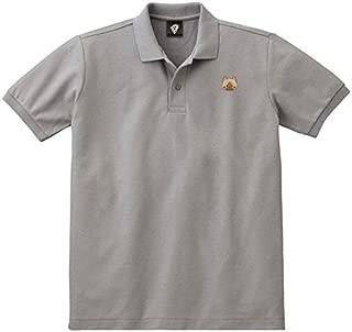 モンスターハンターワールド:アイスボーン ポロシャツ アイルー (デフォルメ) L