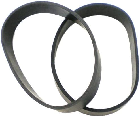 6801 Vacuum Hoover Cleaner Driver Belts 2 Pack Bissell 3760 6595 3760-K
