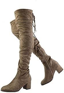 Best nature breeze thigh high boots Reviews