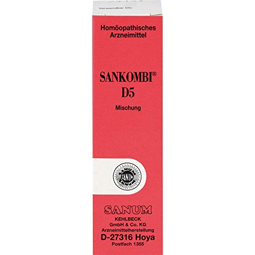 SANKOMBI D5 Mischung, 10 ml Lösung