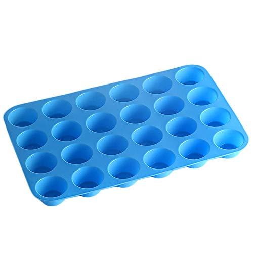 OMELODY Bakplaten, Bakvorm Voor gezinnen Gemakkelijk slopen Gemakkelijker schoonmaken Voor Muffins of Cupcakes