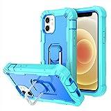 Convient pour iPhone 12 Mini 5,4', coque de protection intégrale anti-chute, coque de téléphone...