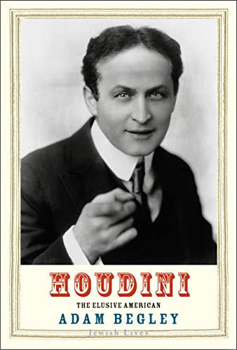 Image of Houdini: The Elusive American (Jewish Lives)