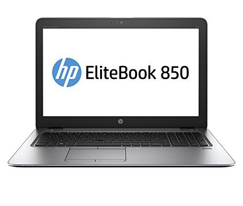 Hewlett Packard Z8T42AW#ABD Ultrabook (Intel Core i5-6300U, 500GB Festplatte, 8GB RAM, Intel HD 520 Grafik, Win 10 Pro) Silber