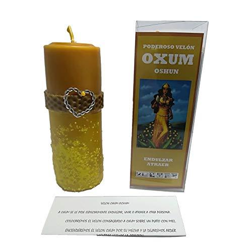 LCL velas VELON Preparado OXUM
