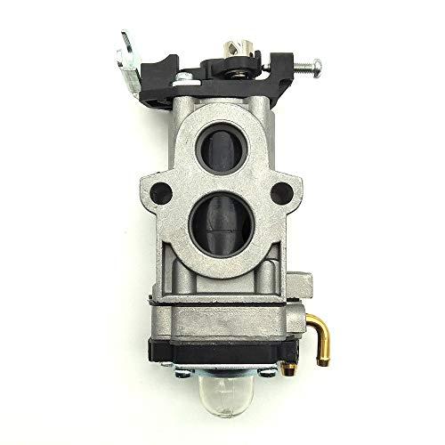 Accesorios de carburador de herramientas de jardín Altura Lineación Carburador Compatible para Kaaz Kawasaki TR53 TJ53 TJ53 TJ53E TZ53 KBL53 TK65 64CC Trimmer Cepillo Cutter Blower WYA-176-1 Carburado