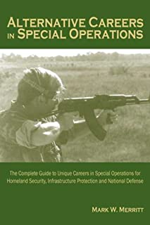 Alternative Careers in Special Operations