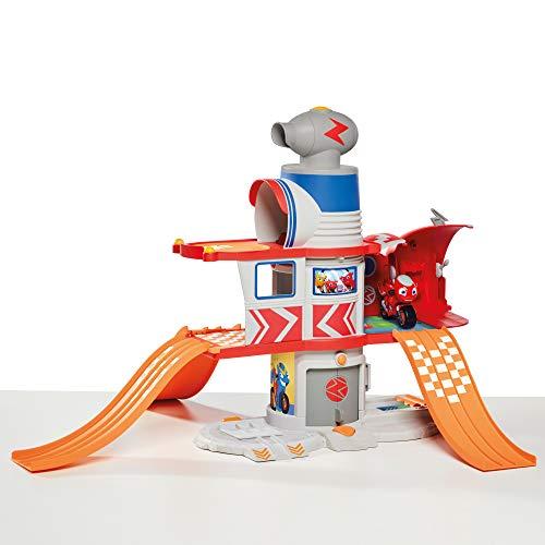 Ricky Zoom T20072A Ricky's House Playset, Multi