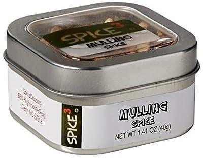 Mulling Spice Tin