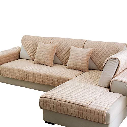 Ginsenget 1 2 3 4 Cubiertas Cuna Protectoras sofá Perros/Gatos Cama Fundas sofá (tamaño, Arena Antideslizante Tibia