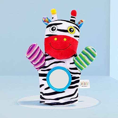 ZXY Marionetas de Mano Durante Meses Juguete Suave para niños Muñeco de Peluche Educativo Simulando Jugar muñecos Peluches para niños