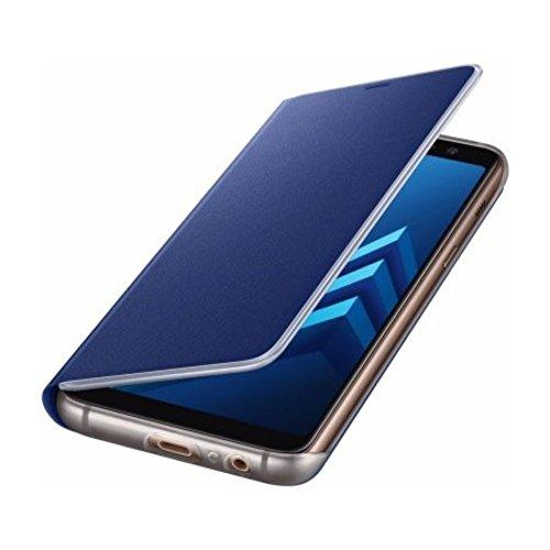 Samsung EF-FA530 Neon Flip Cover für Galaxy A8 Blau