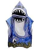 Shark Pool Towel For Kids