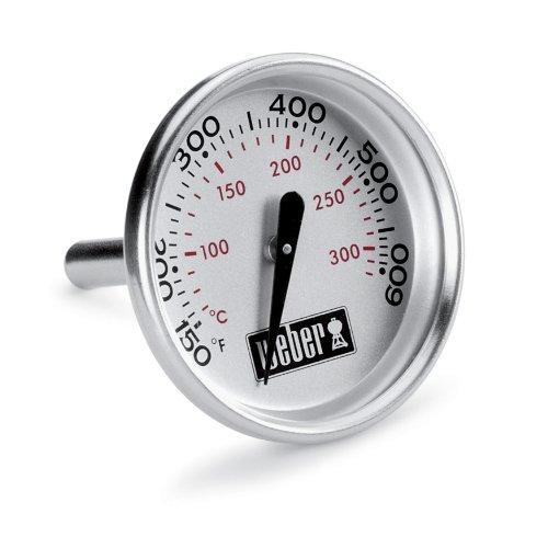 Weber Ersatzteil Deckelthermometer Q bis 2013 Nr. 7581