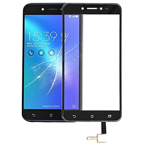 PARTIDIRICAMBIOASUS ASUS Smartphone Pezzi di Ricambio Touch Panel for ASUS ZenFone Live ZB501KL X00FD A007 (Nero) (Colore : Black)