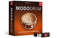 IK Multimedia MODO DRUM初回限定版 フィジカル・モデリング ソフトウェア ドラム音源 MD-DRUM-HCD-IN-LTD【国内正規品】