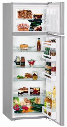 Liebherr CTPsl 250 Comfort Libera installazione 272L A++ Acciaio inossidabile frigorifero con congelatore