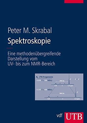 Spektroskopie: Eine methodenübergreifende Darstellung vom UV- bis zum NMR-Bereich