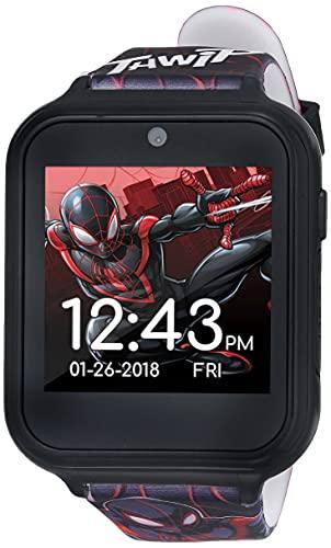 Marvel Spider-Man Touchscreen Interactive Smart Watch (Model: SPD4664AZ)