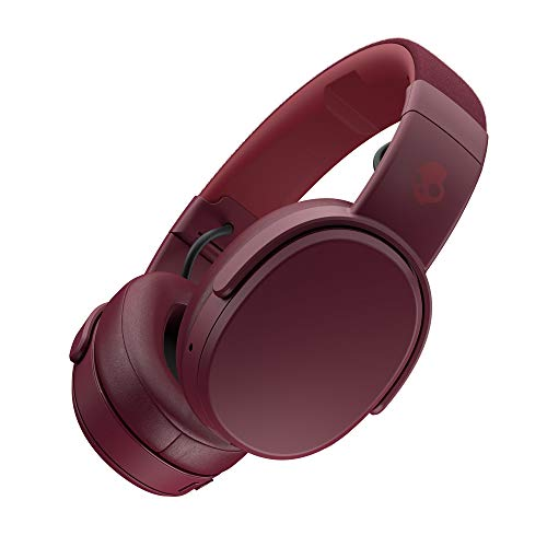 Skullcandy Crusher Wireless Over-Ear Headphone - Deep Red