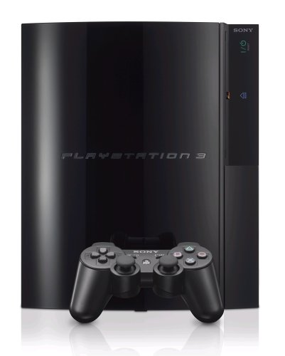 Sony Playstation 3 PS3 Games Console With 60GB HDD
