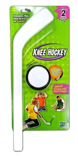 PlaSmart Fun Folien Knie Hockey Boden Spiel