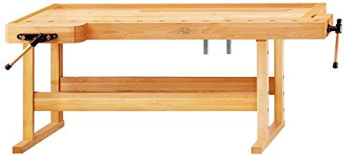 Hobelbank für Schreiner Modell 2 Plattenlänge: 1700 mm