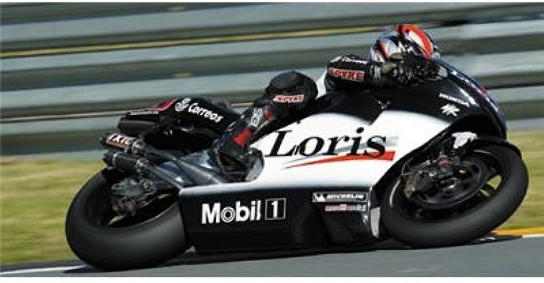 Minichamps 122026165 - Honda NSR 500 2002 Team West Honda Pons Capirossi, Loris B0009WY140 Glücklicher Startpunkt  | Verkauf Online-Shop