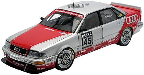 Audi V8 Team SMS DTM 1992 Hubert Haupt